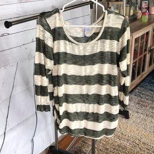 Women's maternity sweater 1X - runs small